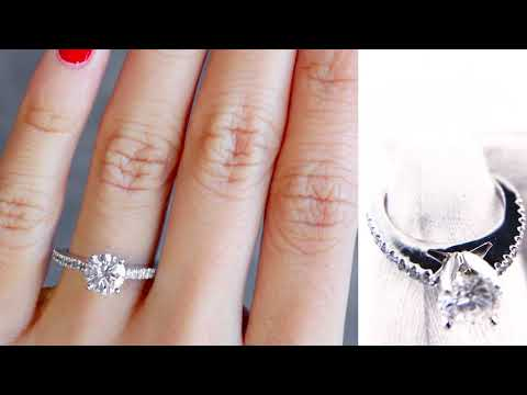 f&b-showcase:-maddie-6.5mm-fab-moissanite-diamond-micro-pave-4-prong-two-tone-cathedral-ring