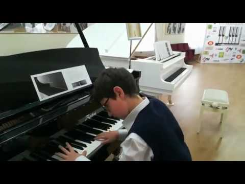 Testing Boston And Essex  Steinway & Sons