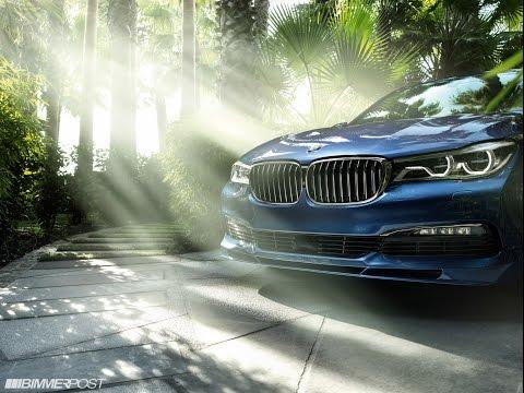 Новый BMW Alpina B7 X-drive Biturbo