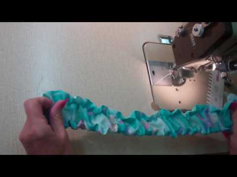 Halsband Choker mit Smok Technik - Lilo Siegel