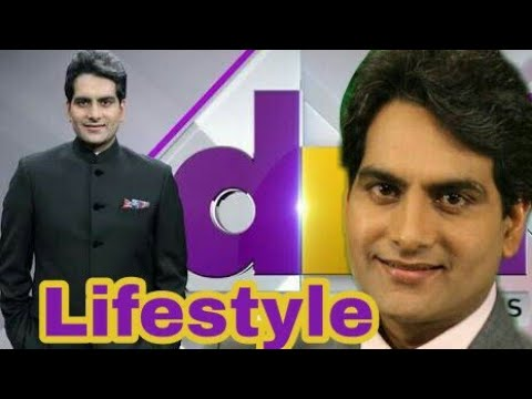 Sudhir Chaudhary (Zee News DNA Anchor) Income, House, Cars