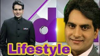 Sudhir Chaudhary (Zee News DNA Anchor) Income, House, Cars, Luxurious Lifestyle & Net Worth 2017