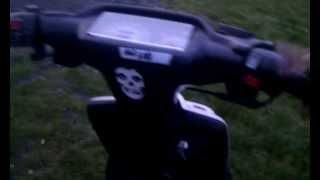 Yamaha BWS Spirit 97r :D
