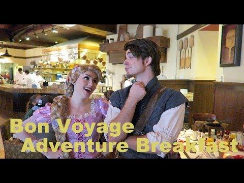 Bon Voyage Adventure Breakfast at Trattoria al Forno