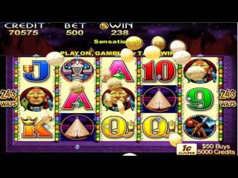 Double diamond casino slots