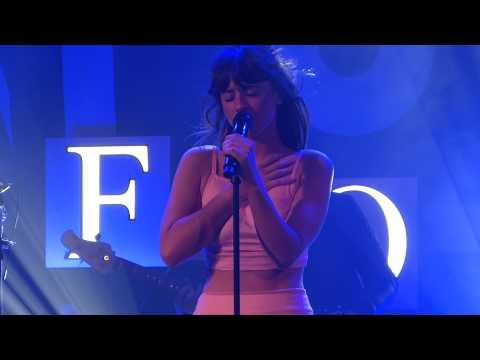 Foxes - Glorious live Manchester Academy 2 07-12-14 mp3
