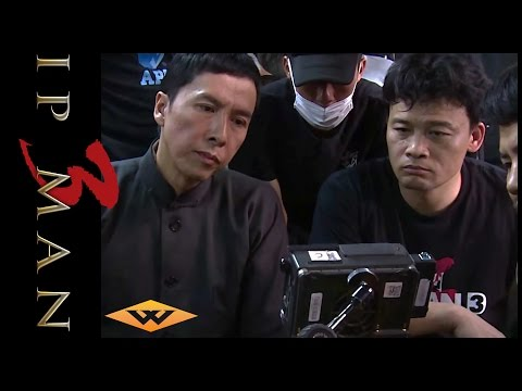 IP Man 3 (2016) Behind the Scenes Clip 2  #bts - Well Go USA