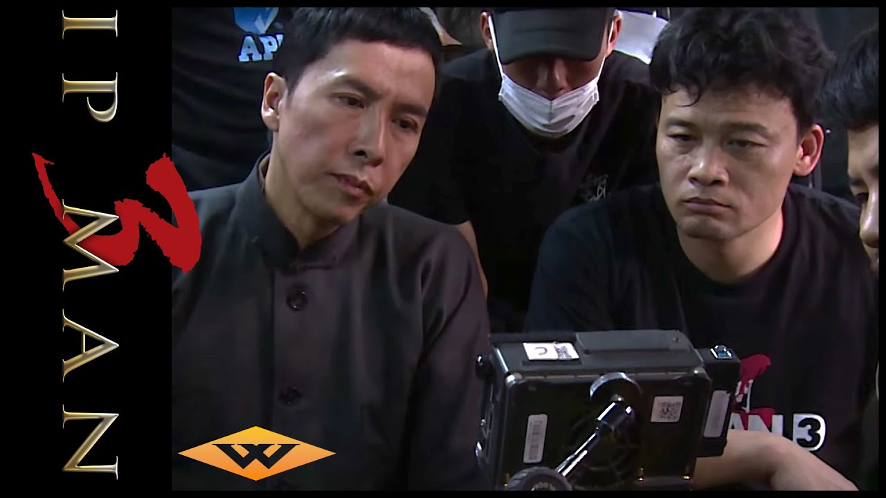 IP Man 3 (2016) Behind the Scenes Clip 2 #bts - Well Go ...