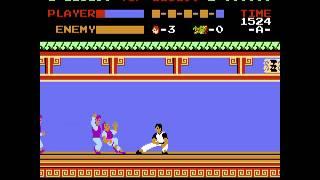 Kung Fu -05- starring Jackie Chan - NES Timeline 013