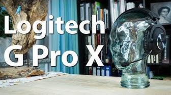 Logitech G PRO X (2. Generation) - Gaming-Headset mit Blue Voice! im Test! - Unterschiede zum G PRO