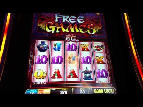 Slot Machines at Morongo Casino