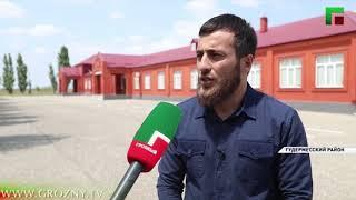 В населенных пунктах Чечни активно идут работы по газификации
