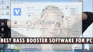 BASS BOOSTER/EQUALIZER SOFTWARE FOR PC/LAPTOP IN HINDI | VIPER4WINDOWS  | THE FX TOPPER screenshot 2