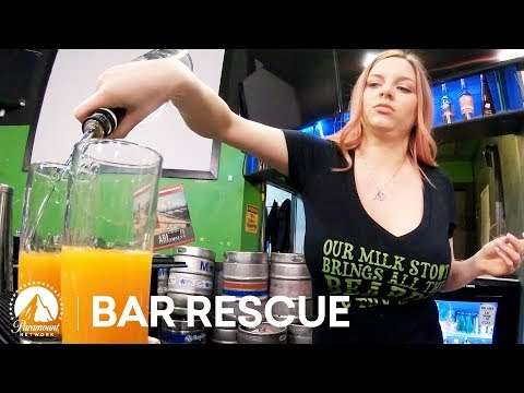 '60 Orders At Once' Stress Test | Bar Rescue S6 Highlight