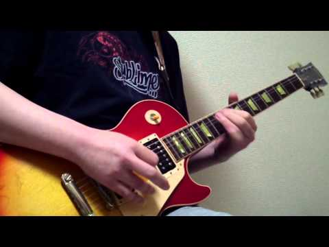 Thin Lizzy - Cowboy Song (Guitar) Cover
