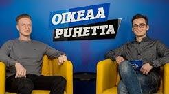 Oikeaa Puhetta - Ville Pentti Heikkila