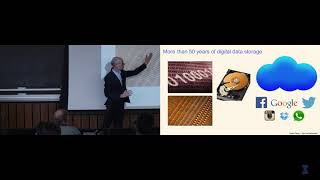 Tykociner Lecture: Beyond charge currents: spin and ion for future computing technologies