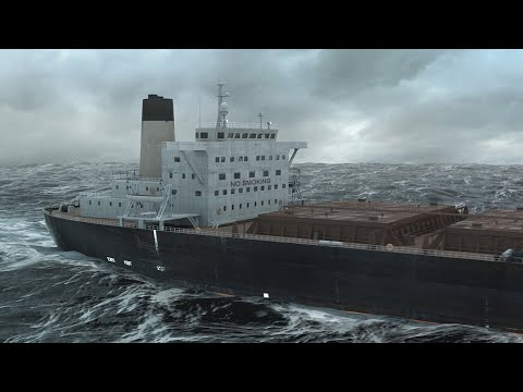 The Making Of: MV Derbyshire | Disasters At Sea