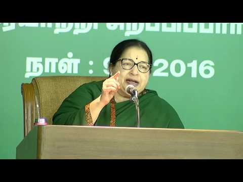 Jayalalithaa Kick starts Her Campaign & Promise alcohol free