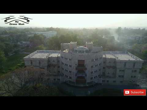 NIT Allahabad New Aerial Tour (Never Seen Before )