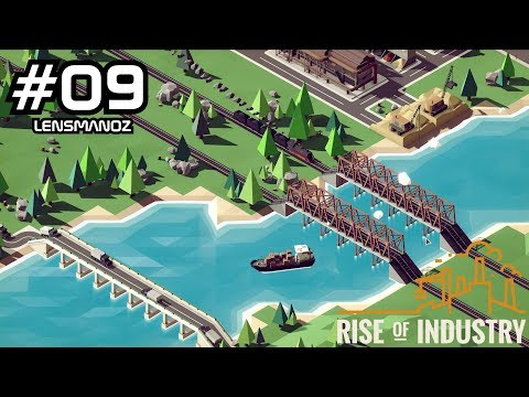 Rise Of Industry - Ep 9 - Making Toys