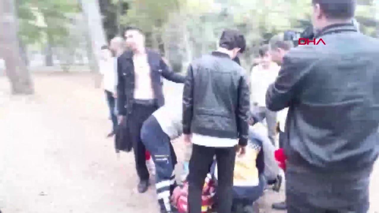 Florya'da öğrenciler arasında kavga