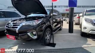 Giá xe Toyota cũ chính hãng tháng 08/2019 tại Toyota Sure - Toyota Tân Cảng [0901777000]