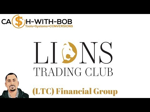 Lions Trading Club  (LTC) Financial Group