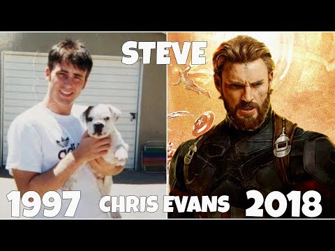 Avengers Infinity War actors, Before and After They Were Famous