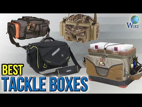 10 Best Tackle Boxes 2017