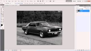 How to create an old movie effect in Photoshop