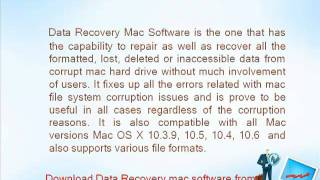 Data Recovery Mac software reviews