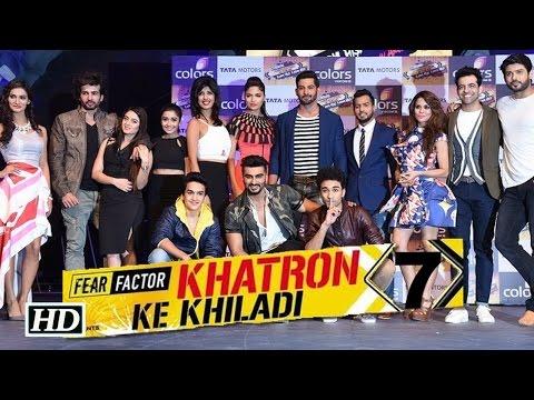 Khatron Ke Khiladi Season 7: Meet The Contestants