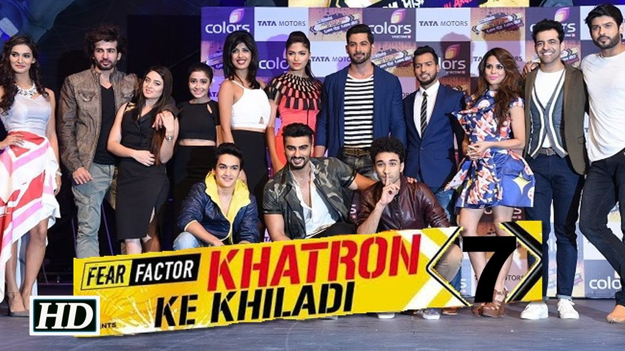 Fear Factor Khatron Ke Khiladi Season 7 (Colors TV)
