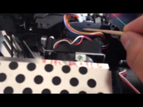 Error Auto Iris Epson - YouTube