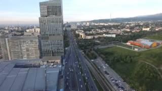 Ritz -Carlton , Almaty DJI PHANTOM 4K/ KAZAKHSTAN