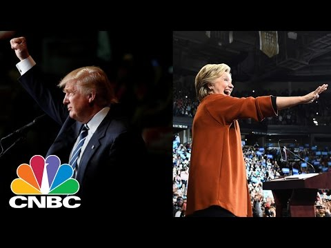 Why Donald Trump And Hillary Clinton Appeal To The Shrinking Middle Class | CNBC