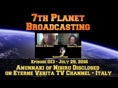 Anunnaki of Nibiru Disclosed on Eterne Verita TV Channel-Italy