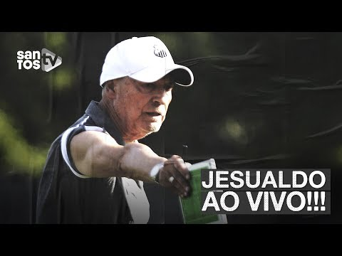 JESUALDO FERREIRA | COLETIVA AO VIVO (30/01/20)