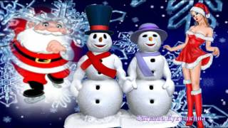 Веселое поздравление со Старым Новым годом Fun greetings with the Old New year