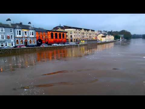 Glimpses Of Ireland - Blackwater River, Fermoy.
