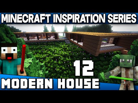 Full download minecraft new style modern house keralis for Modern house 5 keralis