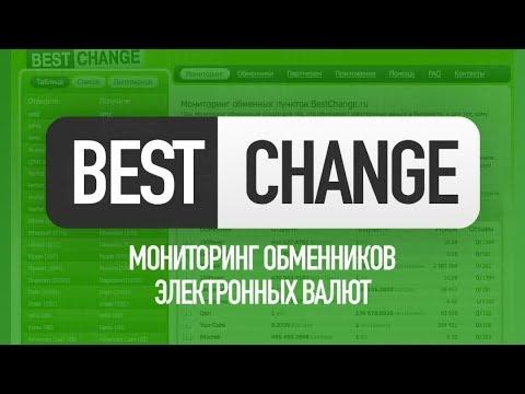 #BestChange Как купить / продать / обменять электронные деньги | Самый лучший мониторинг обменников