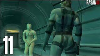 Metal Gear Solid 2 - Substance walkthrough part 11