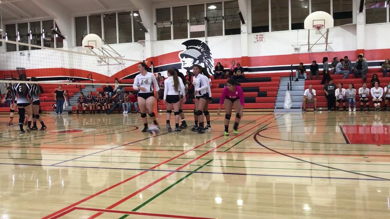 Download Varsity Volleyball libero Ashley Noble