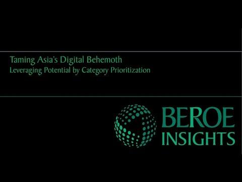 Taming Asia's Digital Behemoth- Leveraging Potential by Prioritization