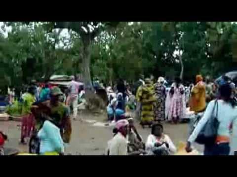Marché d'Ombessa