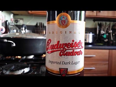 Budweiser Budvar Imported Dark Lager By Budweiser Budvar Ceske Budejovice   Czech Beer Review