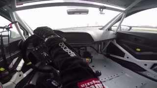 Mato Homola & SEAT Leon Cup Racer | HELMET CAM
