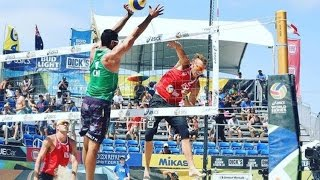 Top 7 Beach Volleyball Rally's EVER !! - HD